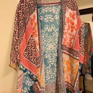 Colorful / Patterned Kimono